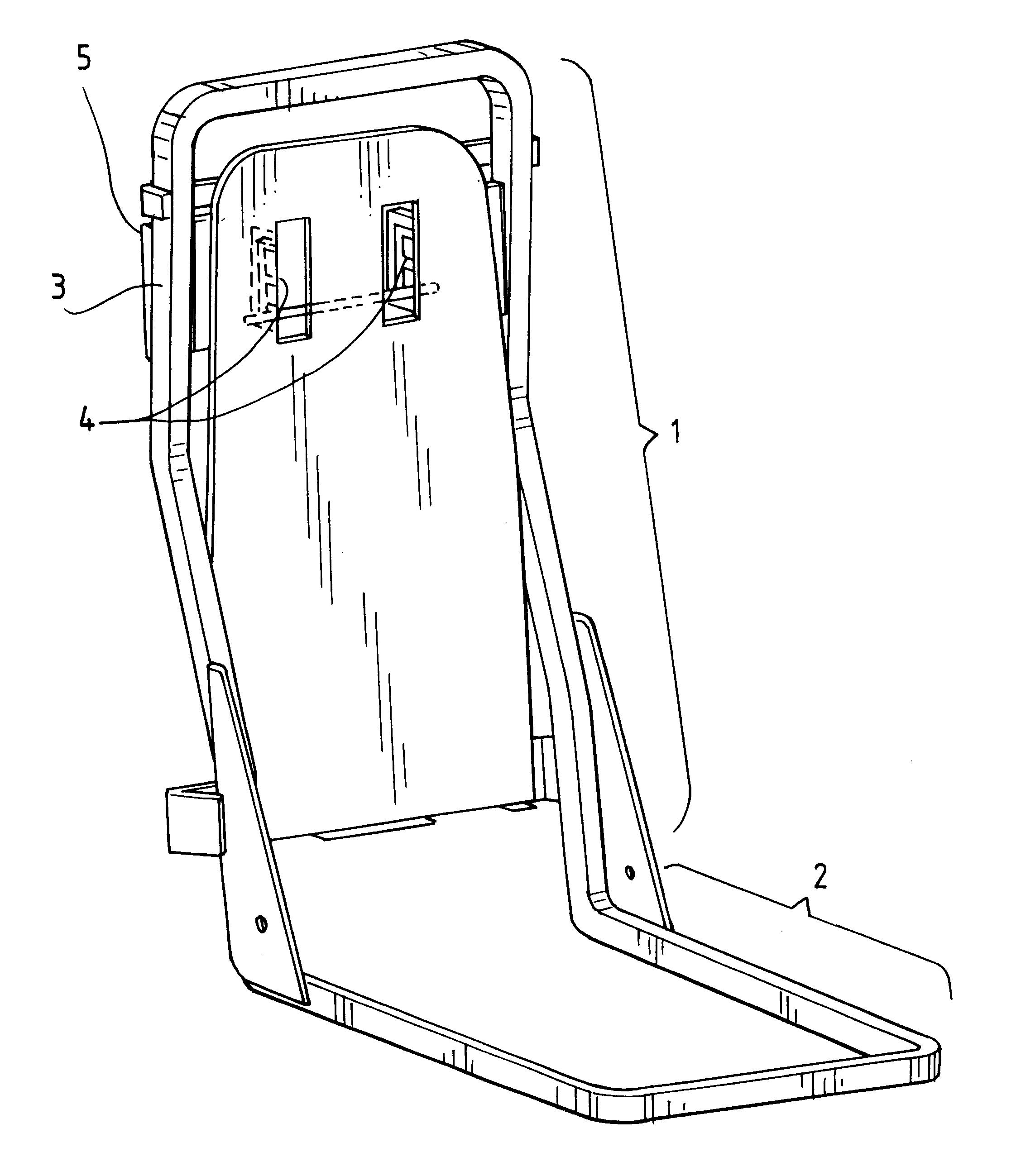 U.S. Patent #6398302