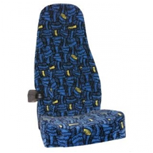 Shield Driver Recliner Seat