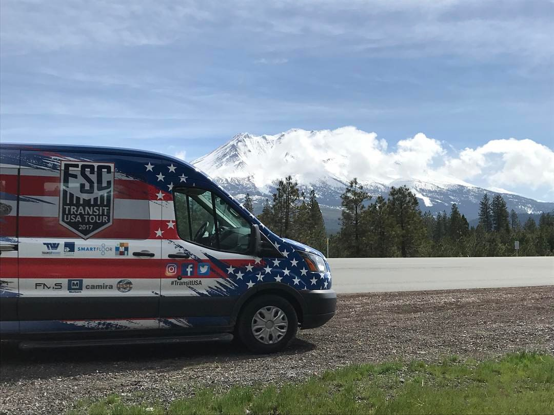 Transit USA Tour Completes 35,000-Mile Road Trip